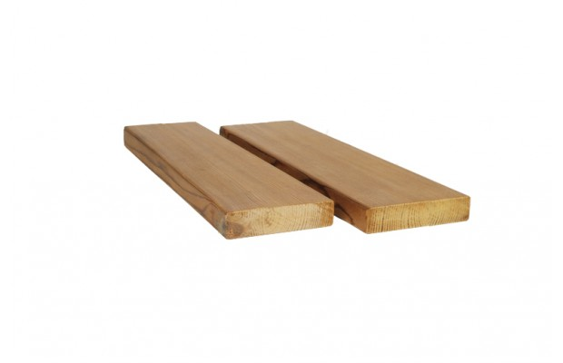 Prkno THERMOWOOD SHP 19x92, délka 4200mm